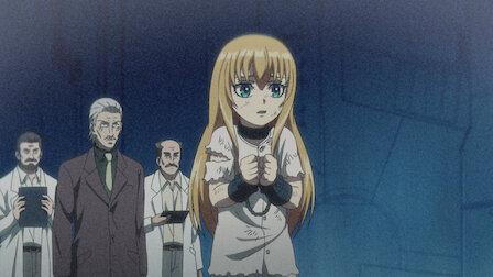觀賞被囚禁的阿零。第 1 季第 11 集。