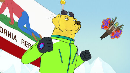 Watch See Mr. Peanutbutter Run. Episode 1 of Season 4.