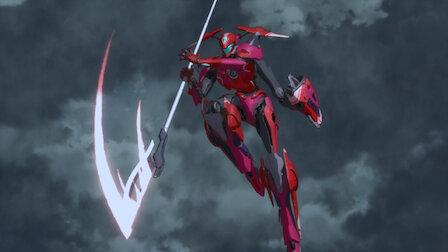 觀賞紅色死神。第 1 季第 12 集。